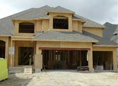 New Home Builders Section